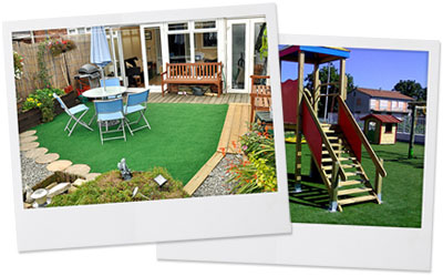 Artificial Grass in Kent from Express Grass